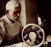 Jodhpur tailor by Anthony Begovic