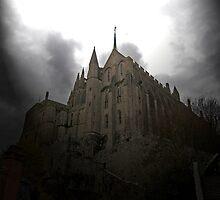 Mont St. Michel by Tremulant
