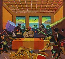 """Collective Farm Lyrics 4""  by WMARTYNCHIK"