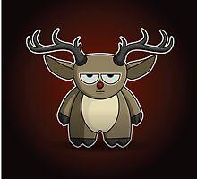 Mini Series: Rudolph by Adam Miconi