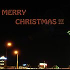 Merry Christmas from Auckland, New Zealand by Chrysler Menchavez-Carlow