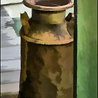 Milk Can by BBatten