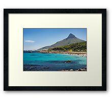 The Fairest Cape #2 Framed Print