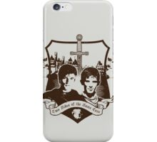 Two Sides of the Same Coin iPhone Case/Skin