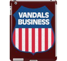 Vandals Business iPad Case/Skin