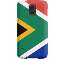 South Africa - Standard Samsung Galaxy Case/Skin