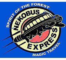 Nekobus Express Photographic Print