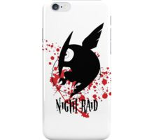 Night Raid (Akame ga Kill!) iPhone Case/Skin