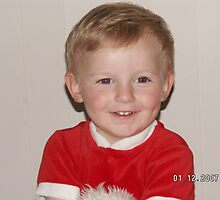 Kyden Wishing you a Merry Christmas for 2007 by Trina Jones