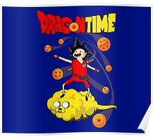 Dragon Time Poster