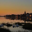 Bosham Just Before Sunset by jakeof