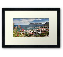 The Fairest Cape #4 Framed Print
