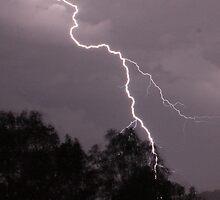 Lightning Strike by Rob Price