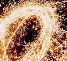 Circles of fire by Roxy J