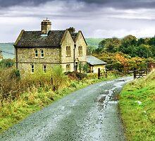 Water House near Darwen, Lancashire by Steve  Liptrot