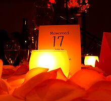 Table 17 - Reserved by Jeremy Davis