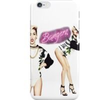 Miley Cyrus Bangerz Poster iPhone Case/Skin
