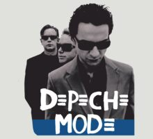 Depeche Mode : Playing the Angel - Promotion Photo T-Shirt