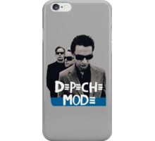 Depeche Mode : Playing the Angel - Promotion Photo iPhone Case/Skin