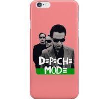 Depeche Mode : Playing the Angel - Let For Dead iPhone Case/Skin