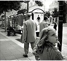 { strange world } Photographic Print