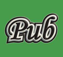 Pub B&W by mayala