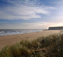 Joss bay by Paul Tremble