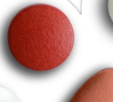 Assorted Medical Pills Sticker