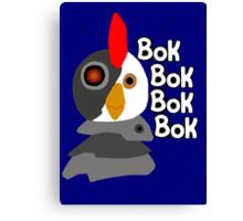 Robot Chicken Canvas Print