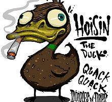 Hoisin The Duck by DoodlesnDrips