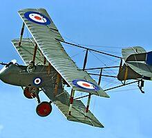 Airco DH2 replica 5964 G-BFVH by Colin Smedley