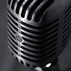 Shure Microphone 1 by Brad Staggs