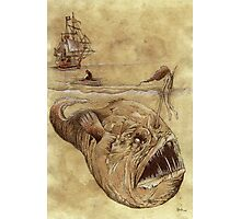 The Ship Eater Photographic Print