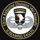 101st Airborne Screaming Eagles by jcmeyer
