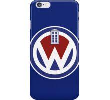 WHOVIAN INSIDE  iPhone Case/Skin