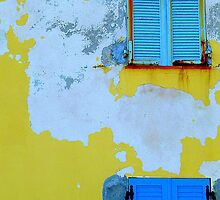Antibes Colours by Fara