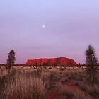 Uluru And The Red Centre by Mandy Gwan