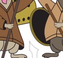 Curse you, scentless Ninja rats! Sticker