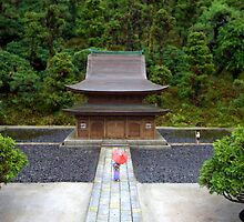 Engaku-ji Temple by moogs