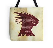 Elder Scrolls: Who are the Argonians? Tote Bag