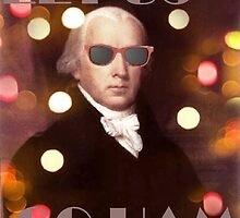 Alexander Hamilton is a Party Animal by vforvery