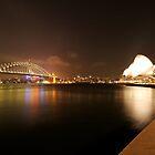 Summer Night at Circular Quay by Philip Wong