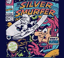 Silver Smurfer by CoDdesigns