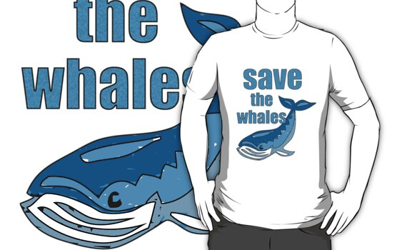 save the whales by dale rogers