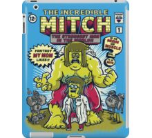 The Incredible Mitch iPad Case/Skin