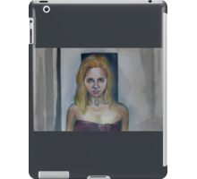 Who Are You? - Buffy/Faith - BtVS iPad Case/Skin