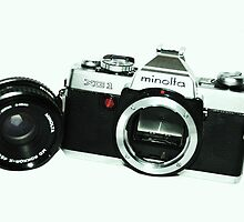 Minolta XG1 by MorganAshley