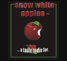 Snow White Apples by Jazzyjane