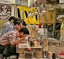 Tokyo Diner by sparrowhawk