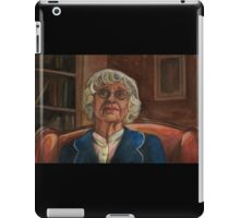 Where the Wild Things Are - Old Lady - BtVS iPad Case/Skin